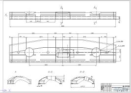чертеж металлоконструкции Сайт для студентов МИСиС и других  Металлоконструкция