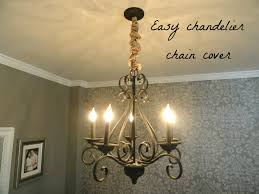 awesome fabric electrical cord covers outstanding chandelier chain cover