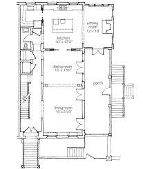 Main Level Floor Plan ...