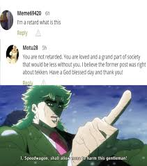 The Best Jojo Reference Memes Memedroid