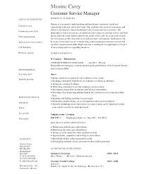Restaurant Manager Resume Template Gorgeous Restaurant Manager Resume Example Template Samples Sample Luxury