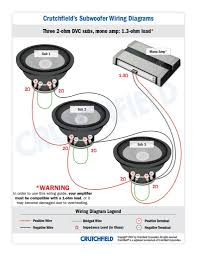 jl audio wiring diagram facbooik com Jl Audio 13w7 Wiring Diagram jl audio header support tutorials tutorial wiring dual JL Audio W7 12