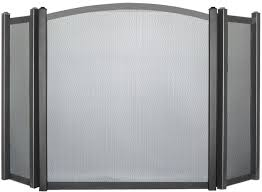 colonial triple panel arch with no handles and 10 inch wings