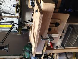 Hart Design Dovetail Jig My Loose Tenon Jig Page 3 Router Forums