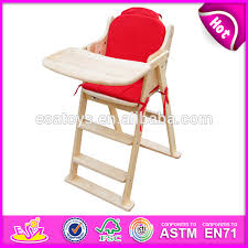 baby dining chair. high chair for baby with ce approval,comfortable solid ,wooden dining