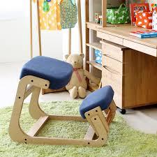 kids study furniture. ergonomically designed kneeling chair wood modern office furniture computer ergonomic posture knee for kids study