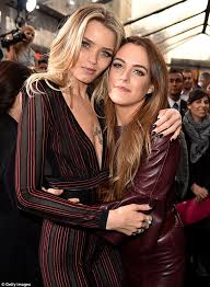Three generations from Elvis Presley's clan: Riley Keough, 25, Lisa Marie,  47, and Priscilla, 69 @ 'Mad Max: Fury Road' Hollywood premiere 5/7 |  Lipstick Alley