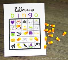 Are you ready for a little spooky fun. Free Printable Halloween Bingo Artsy Fartsy Mama