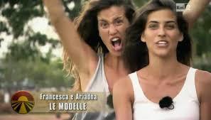 PECHINO EXPRESS 2: MODELLE ALL'ARREMBAGGIO Pechino Express 2 - Francesca  Fioretti e Ariadna Romero 3 – DavideMaggio.it