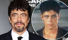 Benicio del Toro, 51, still looks sharp as he plugs new ...