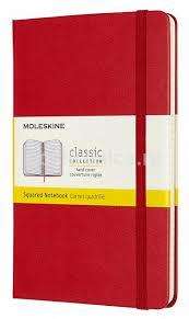 Купить <b>Блокнот Moleskine Classic</b> Medium красный (QP051F2) в ...