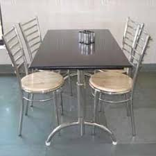 Hotel Dining Table & Chairs