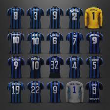 Inter Milan - สาวกอินเตอริสต้าชอบนักเตะคนไหนกันบ้างคะ มาร่วมพูดคุยกันค่ะ -  Pantip