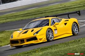 Cauley ferrari of detroit is very excited to offer you this 2018 ferrari 488 challenge. Racecarsdirect Com Ferrari 488 Challenge