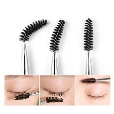 Eyelash Brush Makeup Eye Lash Brush Bendy Eyelashes Comb Brushes
