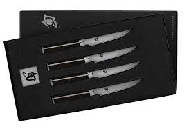 shun classic knife set. Unique Set To Shun Classic Knife Set E