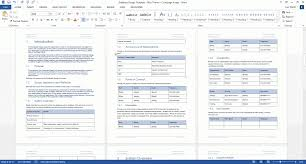 Template Microsoft Word Document Templates Expinmedialab Co