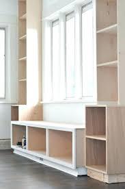 diy built in desk built in desk plan framed window seat bookcase built ins built in
