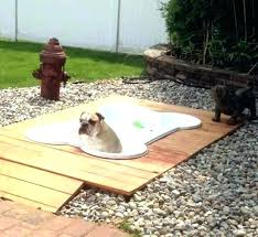 dog patio table chewing outdoor furniture tutorial decor and the two dogs covers proof ideas keep