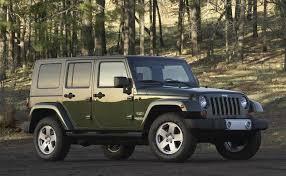2010 jeep wrangler unlimited four door
