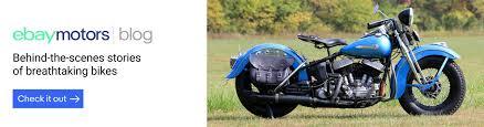 motorcycles ebay