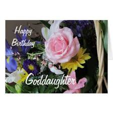 Goddaughter Quotes Mesmerizing 48 Luxury Happy Birthday Goddaughter Quotes Brithday Card