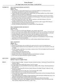 Pega Resume Samples Velvet Jobs