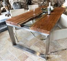 Design Esstisch Aus Holz