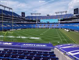 M T Bank Stadium Section 111 Seat Views Seatgeek