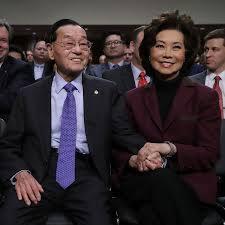 Transportation Secretary Elaine Chao Gets an Ethics Scandal