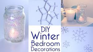 Diy Room Decorations Room Decor Diy Winter Bedroom Decorations Tutorial Decorateyou