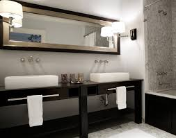 white double sink bathroom  bathroom vanity double sink ideas  bathroom vanity double sinks white porcelain overmount sinks sconces x