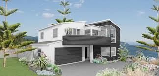 clutha 3 bedroom 2 y house design landmark builders nz