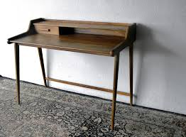 second charm latest collection mid century inspired and vintage writing tables and bookshelf