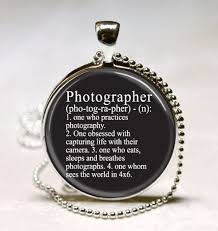 photographer dictionary definition