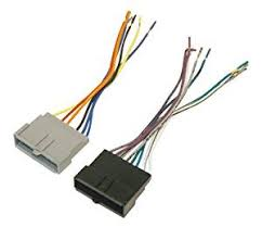 amazon com scosche fd02b wire harness to connect an aftermarket 1997 ford f150 radio wiring harness at 1997 Ford F250 Radio Wiring Harness
