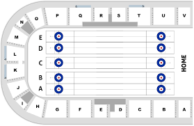 Curling Seating Chart