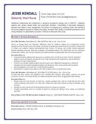 registered nurse sample resumes sample cover letter for registered nurse resume