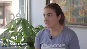 Conscious Mind Wellness | Amazing Cafe: Hosted by Sadie Conley - YouTube