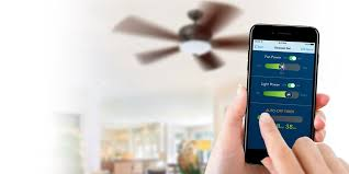 control your ceiling fan with your phone