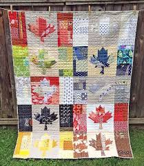 186 best canadian quilts etc images on Pinterest   Maple leaves ... & Oh Canada quilt, made by me, pattern by Cheryl Arkison Adamdwight.com