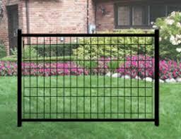 decorative wire fence panels. Ornamental Wire Fence Decorative Panels 2
