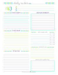 printable task lists day 27 to do list printables for those times when you don t need