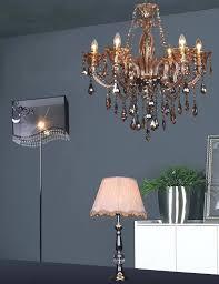 crystal chandelier floor lamp. Crystal Chandelier Table Lamp Engageri Floor