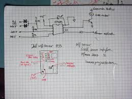 i make projects giving yourself a sixth sense for wireless networks here is a schematic of the interface and electronics the sensor and electronics run on a 3v supply provided by cr2032 cells in parallel and the vibe