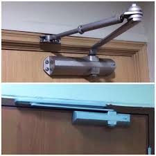 concealed door closer installation. fire rated door closer(v-arm/sliding arm/concealed/door stopper . concealed closer installation