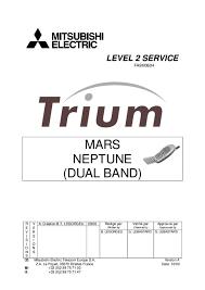 Manual - Mitsubishi Trium Neptune ...