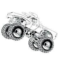 Monster Truck Pictures To Colour Related Post Monster Truck