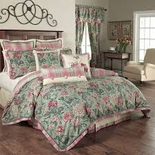 waverly sonnet sublime comforter bedding collection in jewel