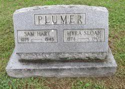 Myra Sloan Plumer (1874-1960) - Find A Grave Memorial